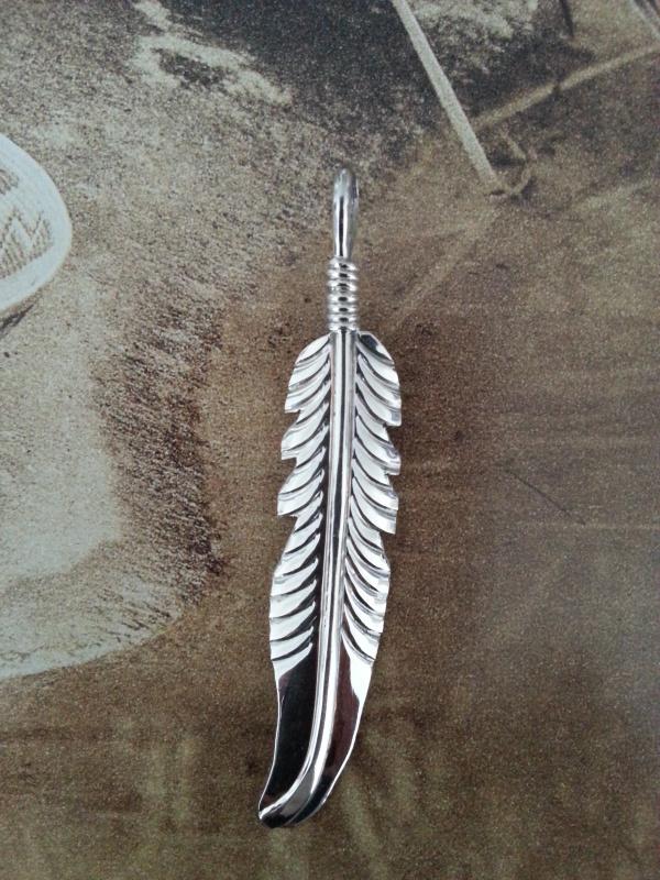 Navajo Sterling Silver Pendant