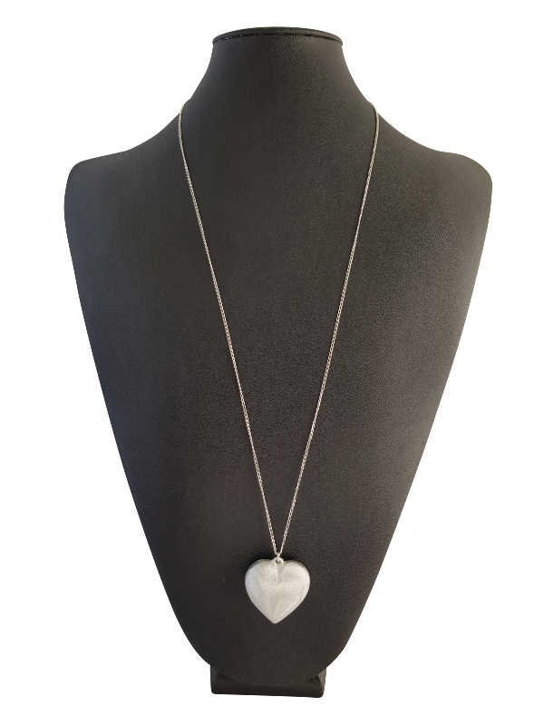 Heart Lge Necklace