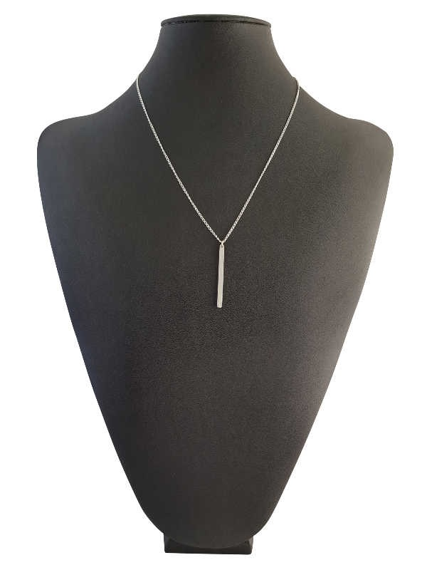 Thin Drop Necklace