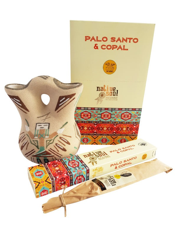 Native Soul - Palo Santo & Copal